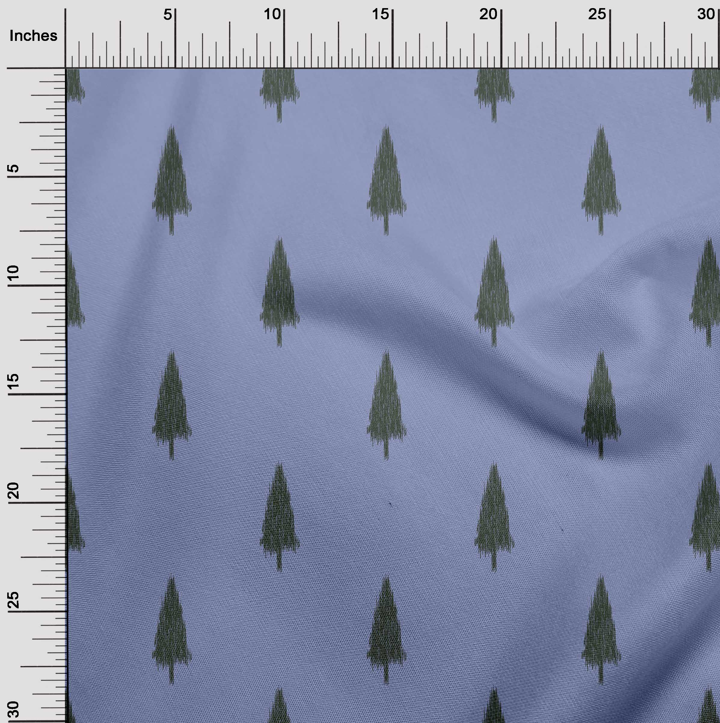 oneOone-Baum-Ikat-Printed-Craft-Fabric-By-The-Meter-IK-1177A-5 Indexbild 18